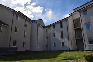 Thumbnail 2 bed flat to rent in 9 Cloverleaf Grange, Bucksburn, Aberdeen