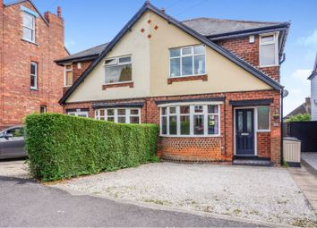 3 bed semi-detached house for sale in Sandford Road, Mapperley NG3