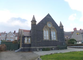 Thumbnail 6 bed detached house for sale in Esplanade, Penmaenmawr