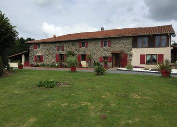 Thumbnail 7 bed farmhouse for sale in Poitou-Charentes, Charente, Lesterps
