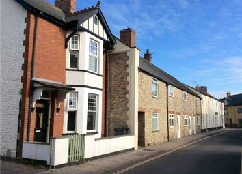Thumbnail 2 bed end terrace house for sale in Silver Street, Axminster, Devon