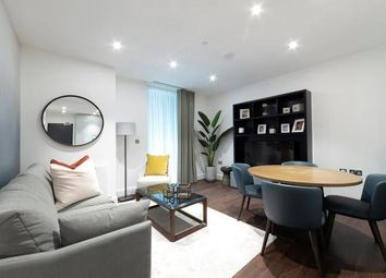 Thumbnail 1 bed flat to rent in Ostro Tower, Canary Wharf
