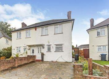 2 bed semi-detached house for sale in Houlder Crescent, Wadddon, Croydon, Surrey CR0