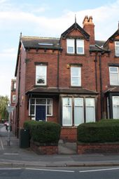 Thumbnail 5 bedroom terraced house to rent in Cardigan Road, Hyde Park, Leeds