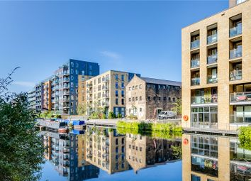 Thumbnail 3 bed flat for sale in Hertford Wharf, London