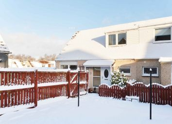 Thumbnail 3 bed semi-detached bungalow for sale in Loch Maree Way, Whitburn, West Lothian