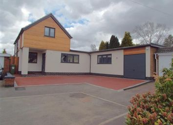 Thumbnail 3 bed bungalow for sale in Hawthorn Close, Kirby Muxloe, Leicester, Leicestershire
