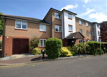 Thumbnail 2 bed flat for sale in Kennett Court, Oakleigh Close, Swanley