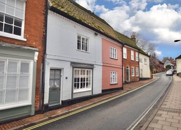 Thumbnail 3 bed town house for sale in New Street, Woodbridge