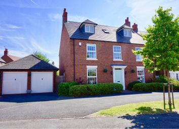 Thumbnail 5 bed detached house for sale in Willow Road, Barrow Upon Soar