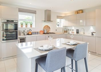 "Thumbnail 4 bedroom detached house for sale in ""Lincoln"" at Bevans Lane, Pontrhydyrun, Cwmbran"
