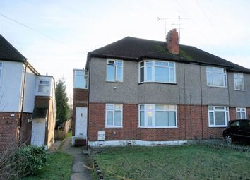 Thumbnail 2 bed flat to rent in Oakdene Road, Orpington, Kent