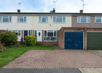 Thumbnail 3 bed terraced house for sale in Cobham Chase, Faversham