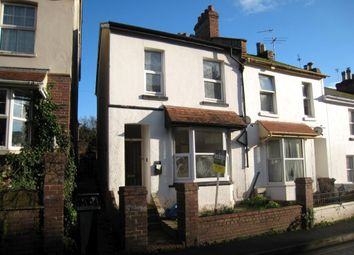 Thumbnail 3 bed end terrace house for sale in Well Street, Paignton, Devon