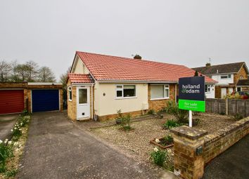 Thumbnail 2 bed semi-detached bungalow for sale in Underwood Road, Glastonbury