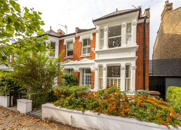 Prebend Gardens, London W4. 6 bed semi-detached house