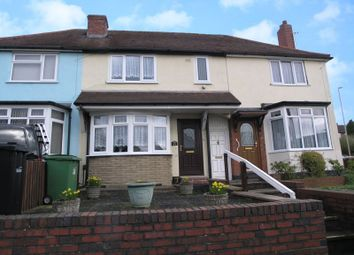 2 bed terraced house for sale in Brierley Hill, Pensnett, Swan Street DY5