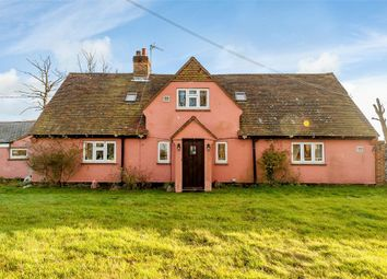Thumbnail 5 bed detached house for sale in Church End, Broxted, Dunmow, Essex