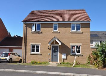 Thumbnail 3 bed detached house to rent in Castle Well Drive, Old Sarum, Salisbury