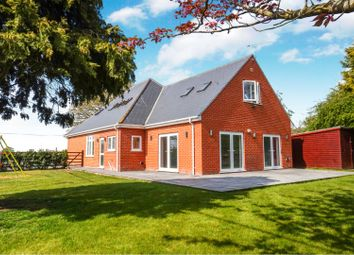 Thumbnail 5 bed detached house for sale in Tattershall Road, Woodhall Spa