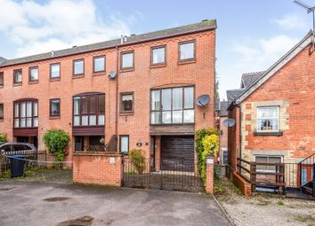 Thumbnail 2 bed town house for sale in Boswell Court, Union Street, Ashbourne