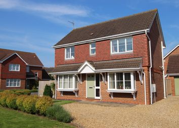 Thumbnail 3 bed detached house for sale in Wintergold Avenue, Spalding, Lincolnshire