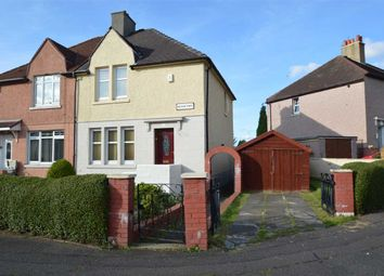 Thumbnail 3 bed semi-detached house for sale in Sneddon Street, Hamilton