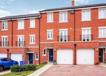 Thumbnail 4 bed town house for sale in Pearmain Lane, Ipswich