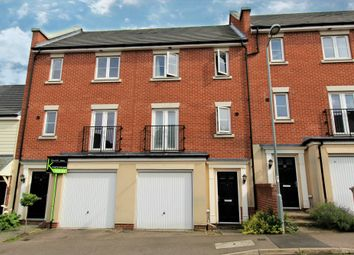 3 bed terraced house for sale in Meridian Rise, Ipswich, Suffolk IP4
