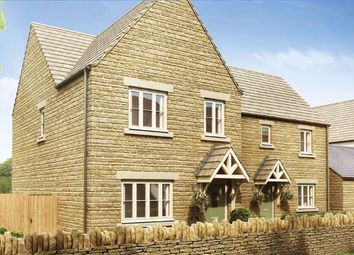 Thumbnail 3 bedroom end terrace house for sale in Cirencester Road, Tetbury, Gloucestershire