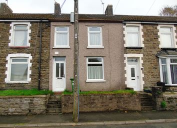 Thumbnail 3 bed terraced house for sale in Howell Street, Cilfynydd, Pontypridd