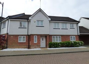 Thumbnail 4 bed semi-detached house for sale in Charlotte Drive, Kings Hill, West Malling