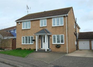 4 bed link-detached house for sale in Henniker Gate, Chelmer Village, Chelmsford CM2