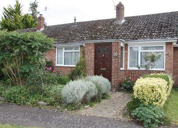 Thumbnail Terraced bungalow for sale in Hightown Gardens, Ringwood