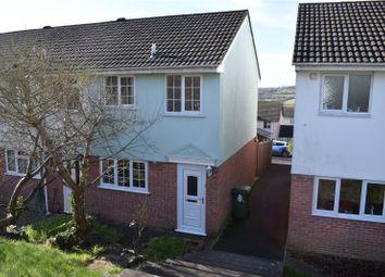 Thumbnail 2 bed end terrace house for sale in Quicks Walk, Torrington