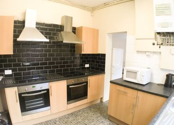 Thumbnail 7 bed terraced house to rent in Rossington Road, Sheffield