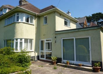 Thumbnail 2 bed semi-detached house for sale in Colway Lane, Lyme Regis