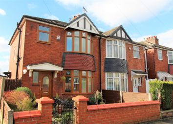 Thumbnail 3 bed semi-detached house for sale in Ash Street, Middleton, Manchester