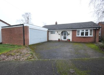 Thumbnail 3 bed detached bungalow for sale in The Plain, Brailsford, Derbyshire