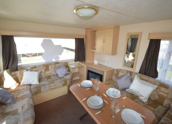 2 bed mobile/park home for sale in Harts Holiday Park, Leysdown Road, Leysdown On Sea, Isle Of Sheppey ME12