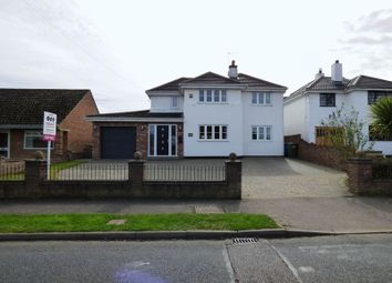 Thumbnail 4 bed detached house for sale in Borrow Road, Lowestoft