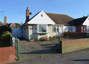 Thumbnail 2 bed bungalow for sale in St. Crispins Road, Westgate-On-Sea