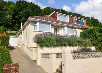 Thumbnail 3 bed semi-detached bungalow for sale in Meadow Close, Rottingdean, Brighton, East Sussex