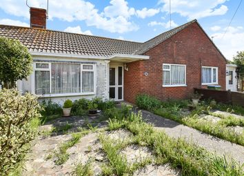 Thumbnail 1 bed bungalow for sale in Elizabeth Close, Rose Green, Bognor Regis
