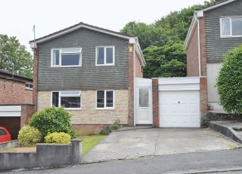 Thumbnail 3 bed detached house for sale in Powderham Road, Plymouth