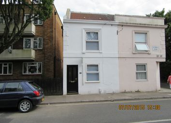Thumbnail 3 bed end terrace house to rent in Church Road, Portsmouth