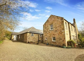 Thumbnail 7 bed detached house for sale in The Mill House, Alnwick, Northumberland