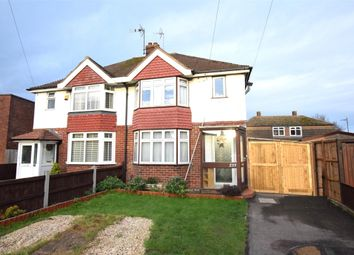 Thumbnail 3 bed semi-detached house for sale in Swindon Road, Cheltenham, Gloucestershire