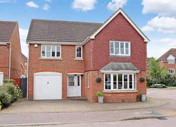 Thumbnail 4 bed detached house for sale in Cornflower Way, Hatfield