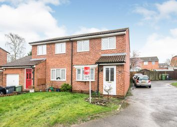 3 bed semi-detached house for sale in Ellington Drive, Basingstoke RG22